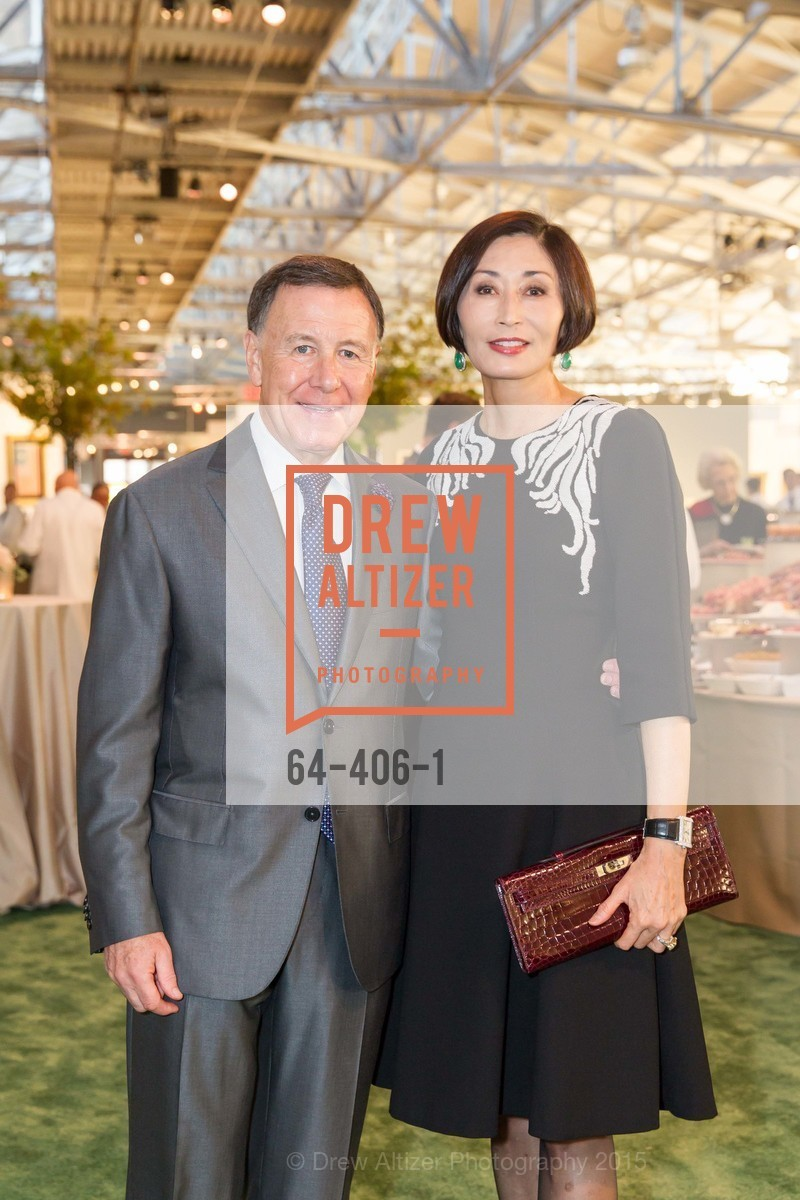 Carl Pascarella, Yurie Pascarella, The San Francisco Fall Antiques Show, Festival Pavilion, Fort Mason, October 21st, 2015,Drew Altizer, Drew Altizer Photography, full-service agency, private events, San Francisco photographer, photographer california