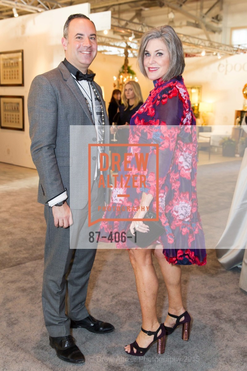 Robert Arnold-Kraft, Susan Paganini, The San Francisco Fall Antiques Show, Festival Pavilion, Fort Mason, October 21st, 2015,Drew Altizer, Drew Altizer Photography, full-service event agency, private events, San Francisco photographer, photographer California