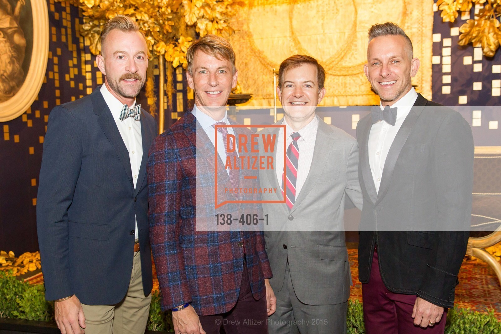 Michael Purdy, Jack Calhoun, Trent Norris, Jay Jeffers, The San Francisco Fall Antiques Show, Festival Pavilion, Fort Mason, October 21st, 2015,Drew Altizer, Drew Altizer Photography, full-service agency, private events, San Francisco photographer, photographer california