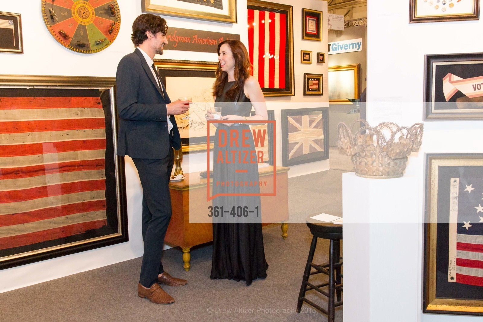 Tony Vollmer, Allison Salazar, The San Francisco Fall Antiques Show, Festival Pavilion, Fort Mason, October 21st, 2015,Drew Altizer, Drew Altizer Photography, full-service agency, private events, San Francisco photographer, photographer california