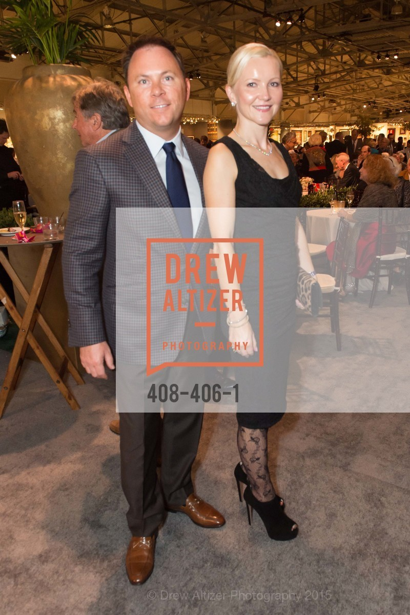Gary McGuire, Nathalie Delrue McGuire, The San Francisco Fall Antiques Show, Festival Pavilion, Fort Mason, October 21st, 2015,Drew Altizer, Drew Altizer Photography, full-service event agency, private events, San Francisco photographer, photographer California