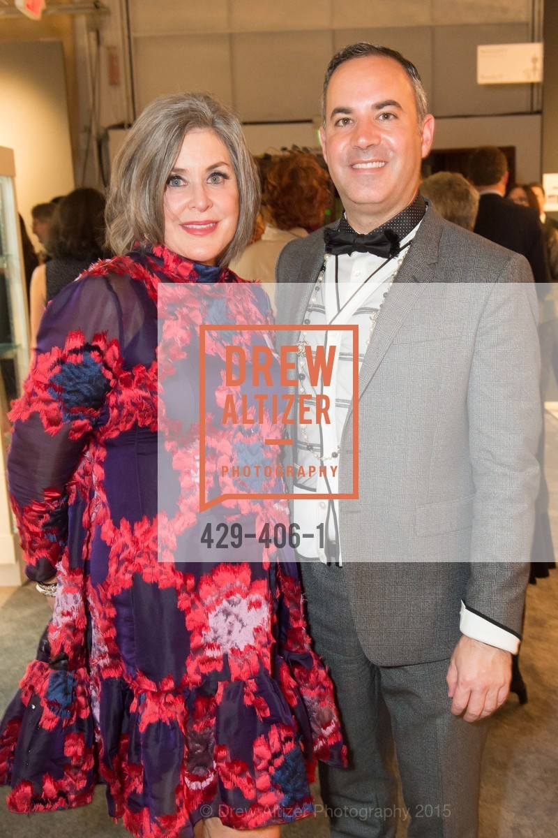 Susan Paganini, Robert Arnold-Kraft, The San Francisco Fall Antiques Show, Festival Pavilion, Fort Mason, October 21st, 2015,Drew Altizer, Drew Altizer Photography, full-service agency, private events, San Francisco photographer, photographer california
