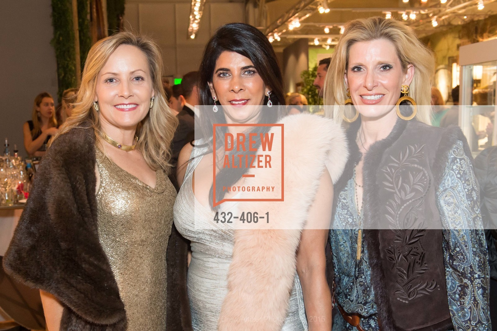 Denise Ivory, Sujata Pherwani, Kimberly Bakker, The San Francisco Fall Antiques Show, Festival Pavilion, Fort Mason, October 21st, 2015,Drew Altizer, Drew Altizer Photography, full-service agency, private events, San Francisco photographer, photographer california
