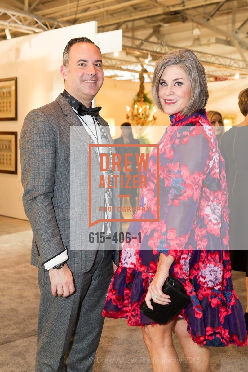 Robert Arnold-Kraft, Susan Paganini, The San Francisco Fall Antiques Show, Festival Pavilion, Fort Mason, October 21st, 2015,Drew Altizer, Drew Altizer Photography, full-service agency, private events, San Francisco photographer, photographer california