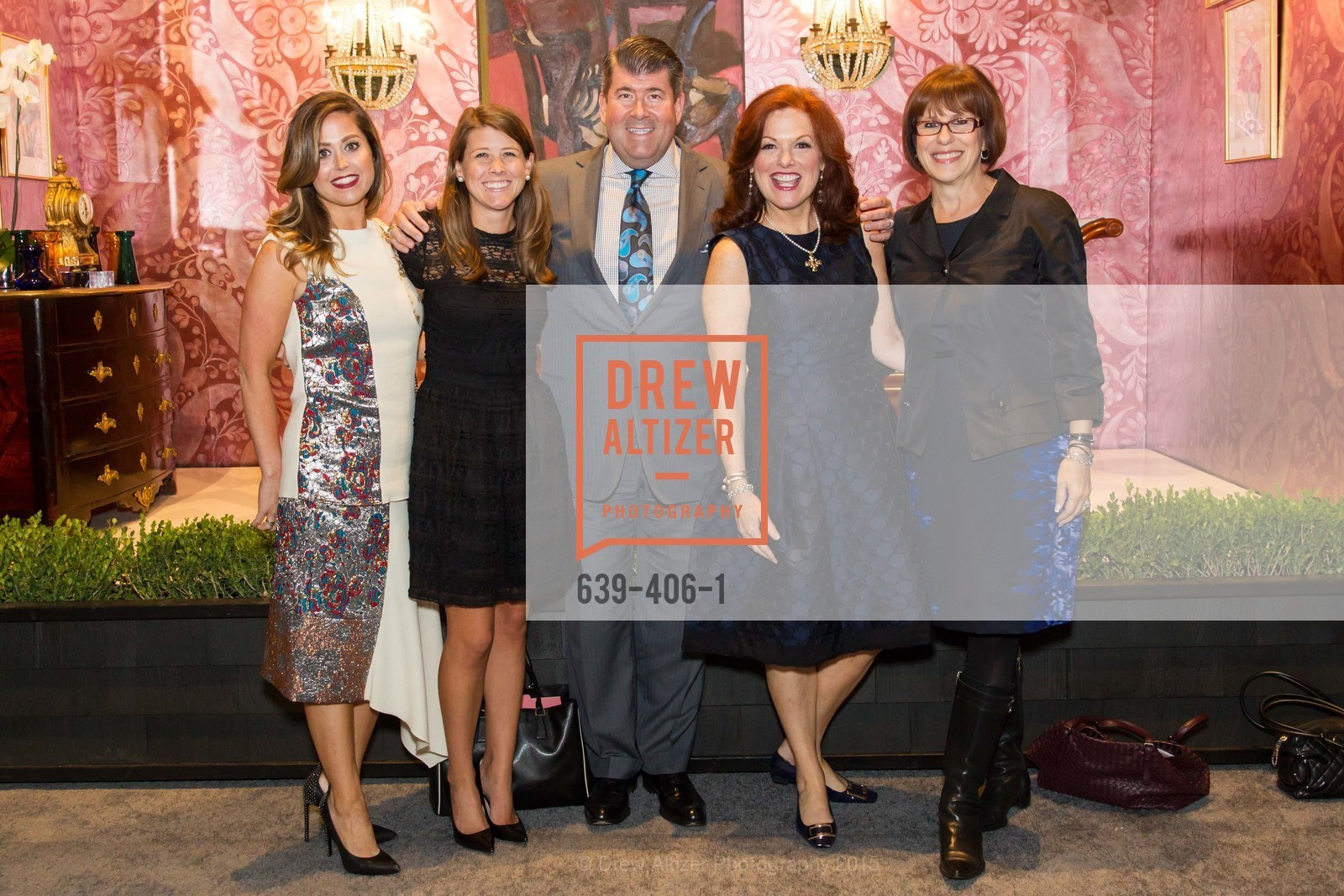 Shannon Blunden, Maggie Koenig, Alan Morrell, Theresa Spirz, Terri Mino, The San Francisco Fall Antiques Show, Festival Pavilion, Fort Mason, October 21st, 2015,Drew Altizer, Drew Altizer Photography, full-service agency, private events, San Francisco photographer, photographer california