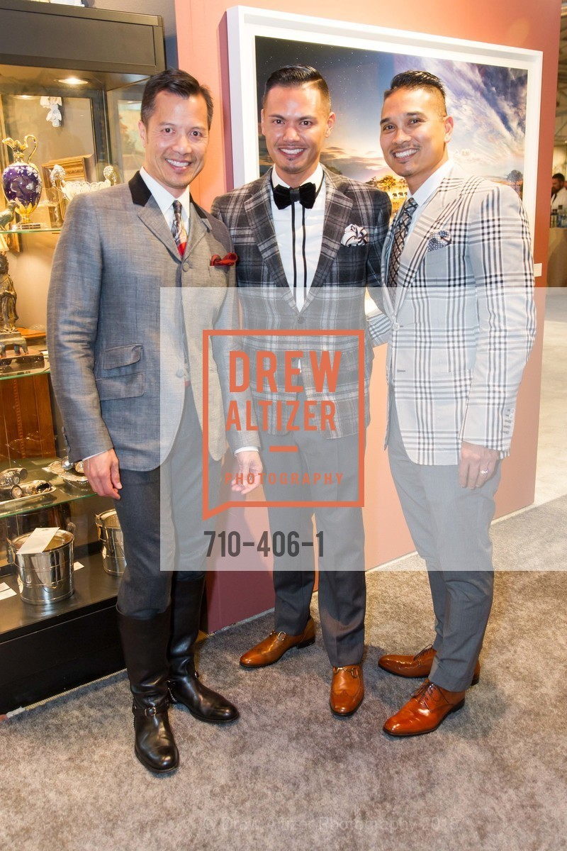 Kevin Yee, Jason Legaspi, Randy Anzaldo, The San Francisco Fall Antiques Show, Festival Pavilion, Fort Mason, October 21st, 2015,Drew Altizer, Drew Altizer Photography, full-service agency, private events, San Francisco photographer, photographer california