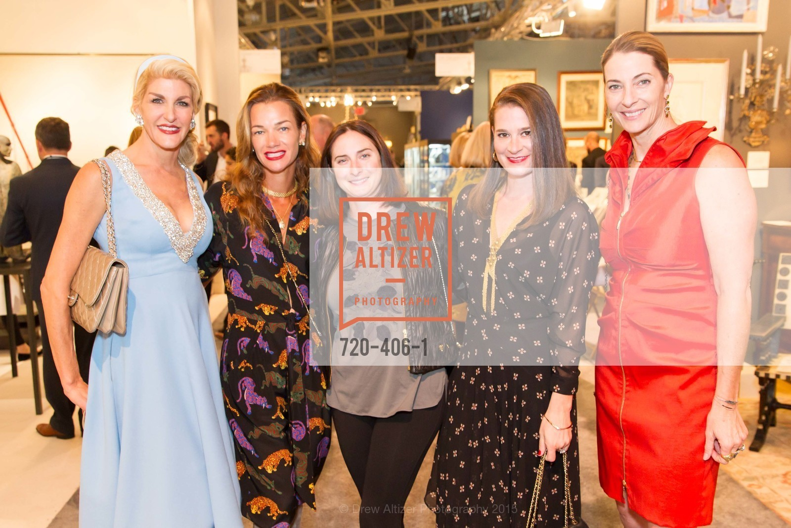 Karen Caldwell, Amy Rogers, Kelly Foster, Claire Stull, Tineke Triggs, The San Francisco Fall Antiques Show, Festival Pavilion, Fort Mason, October 21st, 2015,Drew Altizer, Drew Altizer Photography, full-service agency, private events, San Francisco photographer, photographer california