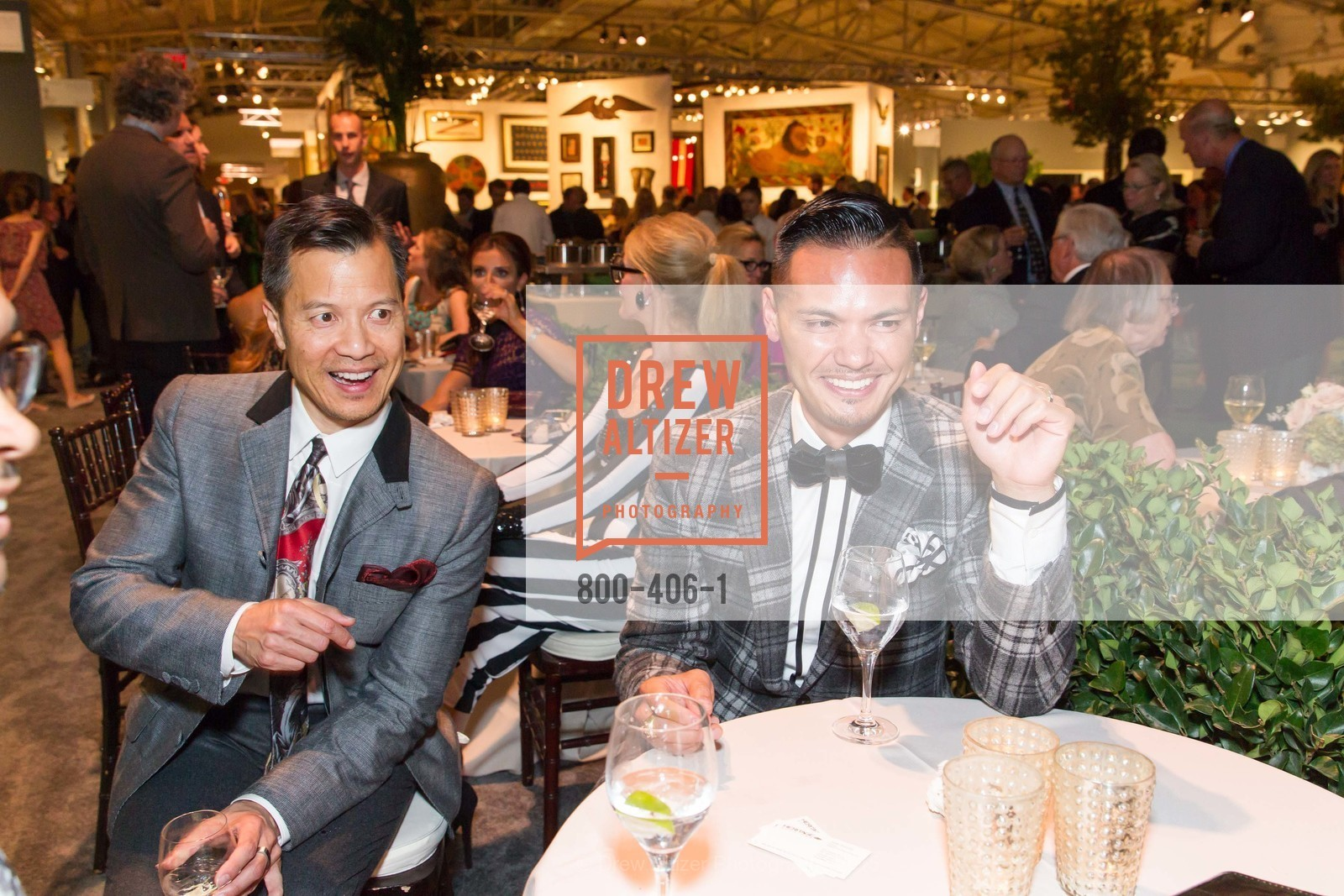 Kevin Yee, Jason Legaspi, The San Francisco Fall Antiques Show, Festival Pavilion, Fort Mason, October 21st, 2015,Drew Altizer, Drew Altizer Photography, full-service event agency, private events, San Francisco photographer, photographer California