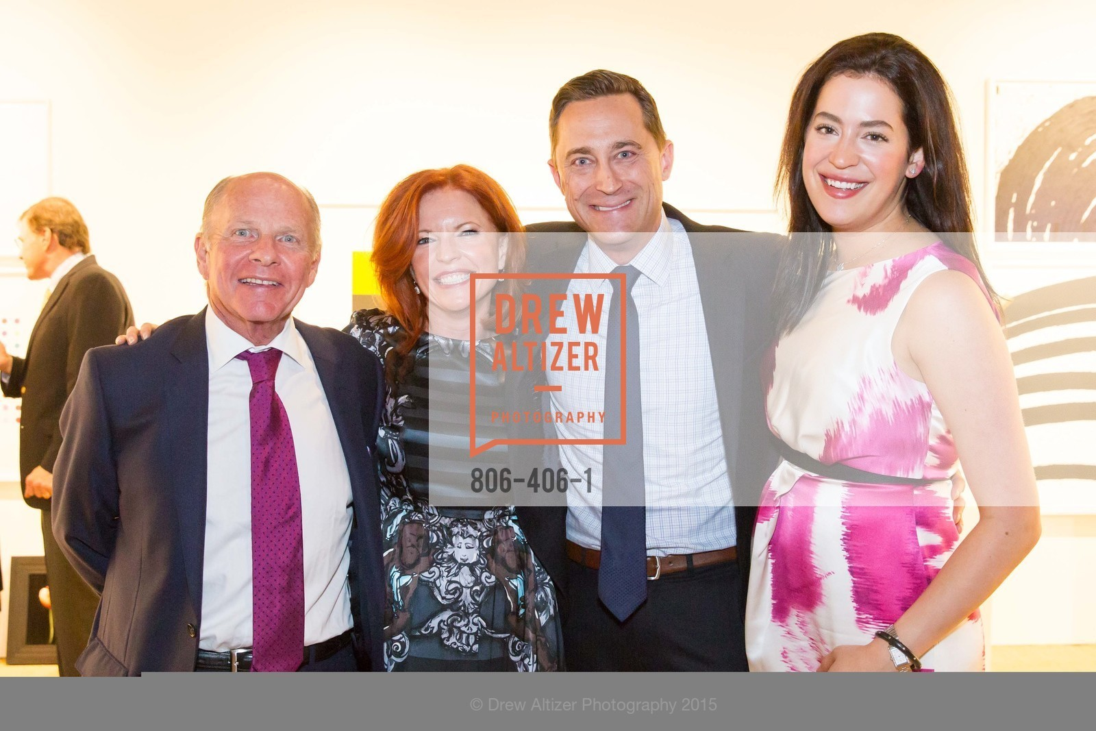 John Berggruen, Elaine Ascher, Sean Livingston, Becky Ascher, The San Francisco Fall Antiques Show, Festival Pavilion, Fort Mason, October 21st, 2015,Drew Altizer, Drew Altizer Photography, full-service event agency, private events, San Francisco photographer, photographer California