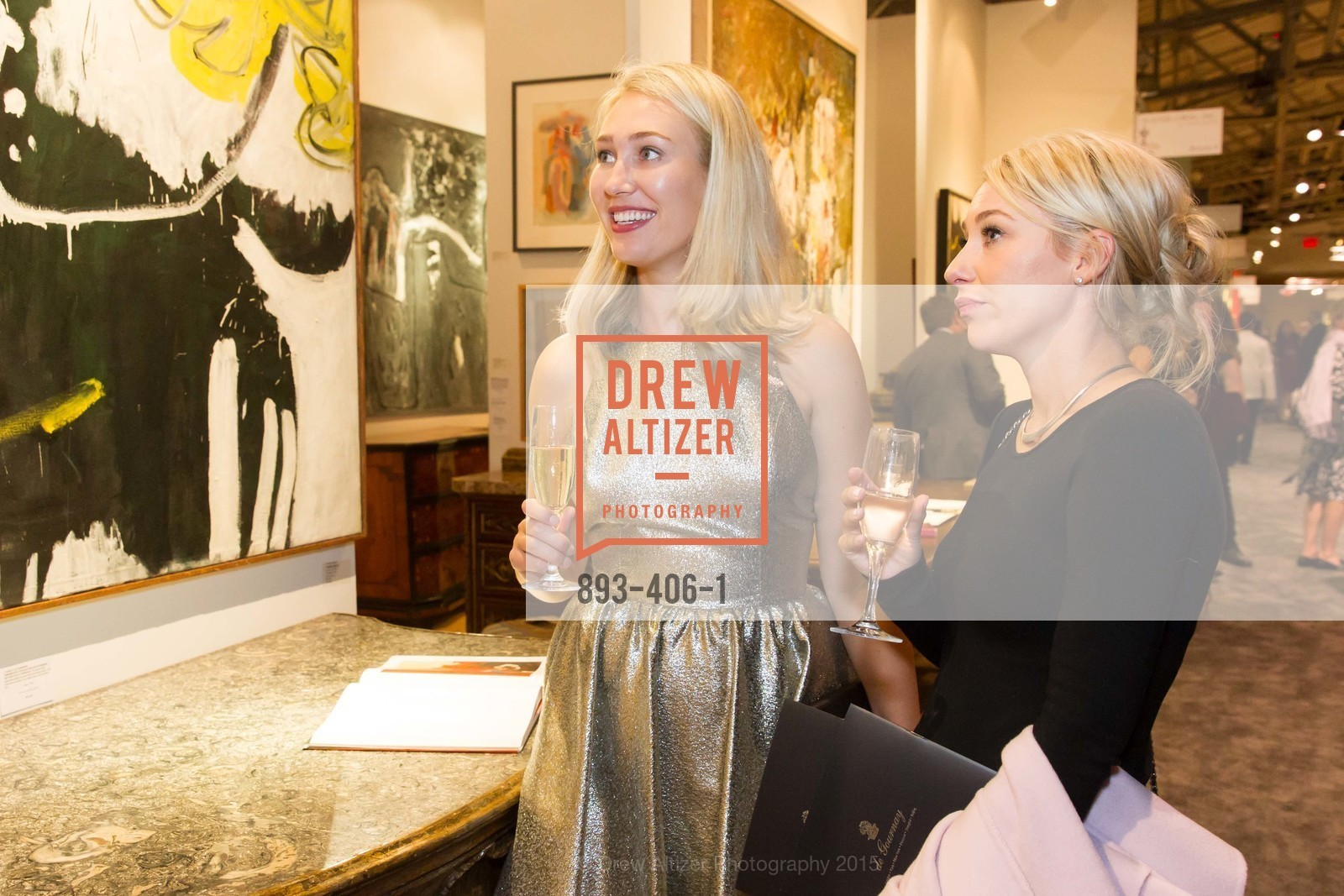 Hilary Helfrich, Ally Fleming, The San Francisco Fall Antiques Show, Festival Pavilion, Fort Mason, October 21st, 2015,Drew Altizer, Drew Altizer Photography, full-service agency, private events, San Francisco photographer, photographer california