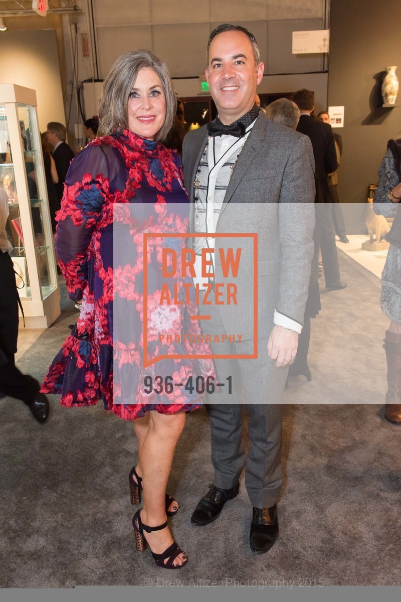 Susan Paganini, RobertArnold-Kraft, The San Francisco Fall Antiques Show, Festival Pavilion, Fort Mason, October 21st, 2015