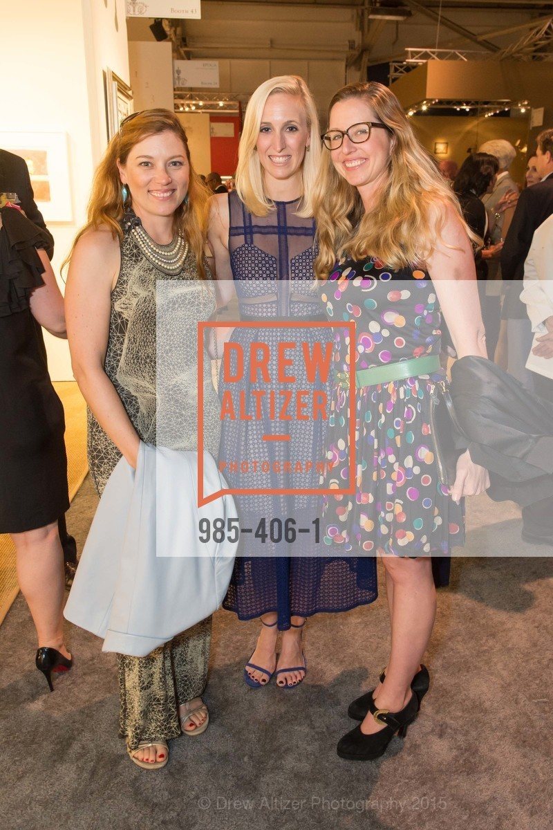 Sabrina Slumberger, Maria Hemvhill, Roxanne Hume, The San Francisco Fall Antiques Show, Festival Pavilion, Fort Mason, October 21st, 2015,Drew Altizer, Drew Altizer Photography, full-service agency, private events, San Francisco photographer, photographer california