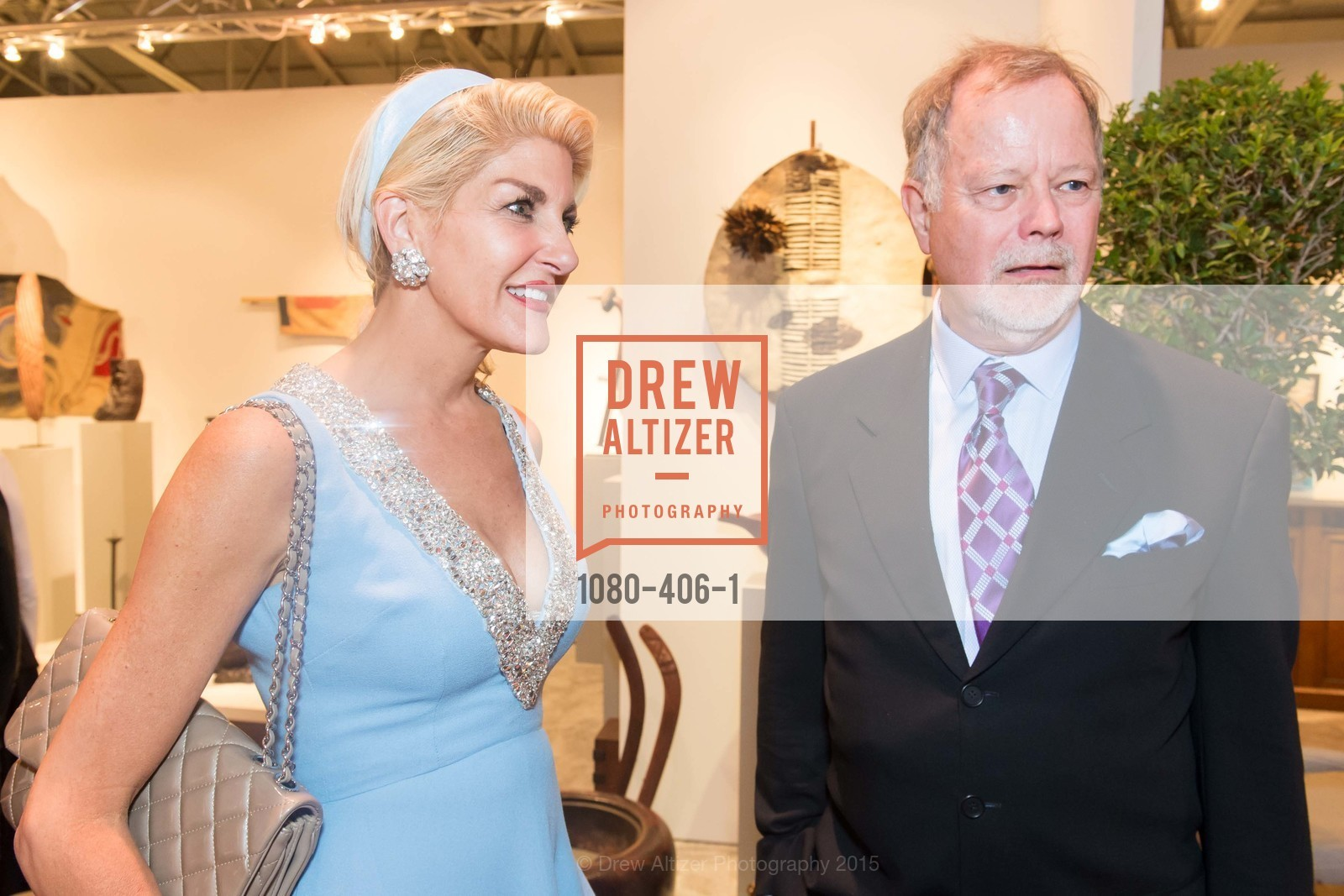 Karen Caldwell, Oliver Caldwell, The San Francisco Fall Antiques Show, Festival Pavilion, Fort Mason, October 21st, 2015,Drew Altizer, Drew Altizer Photography, full-service event agency, private events, San Francisco photographer, photographer California