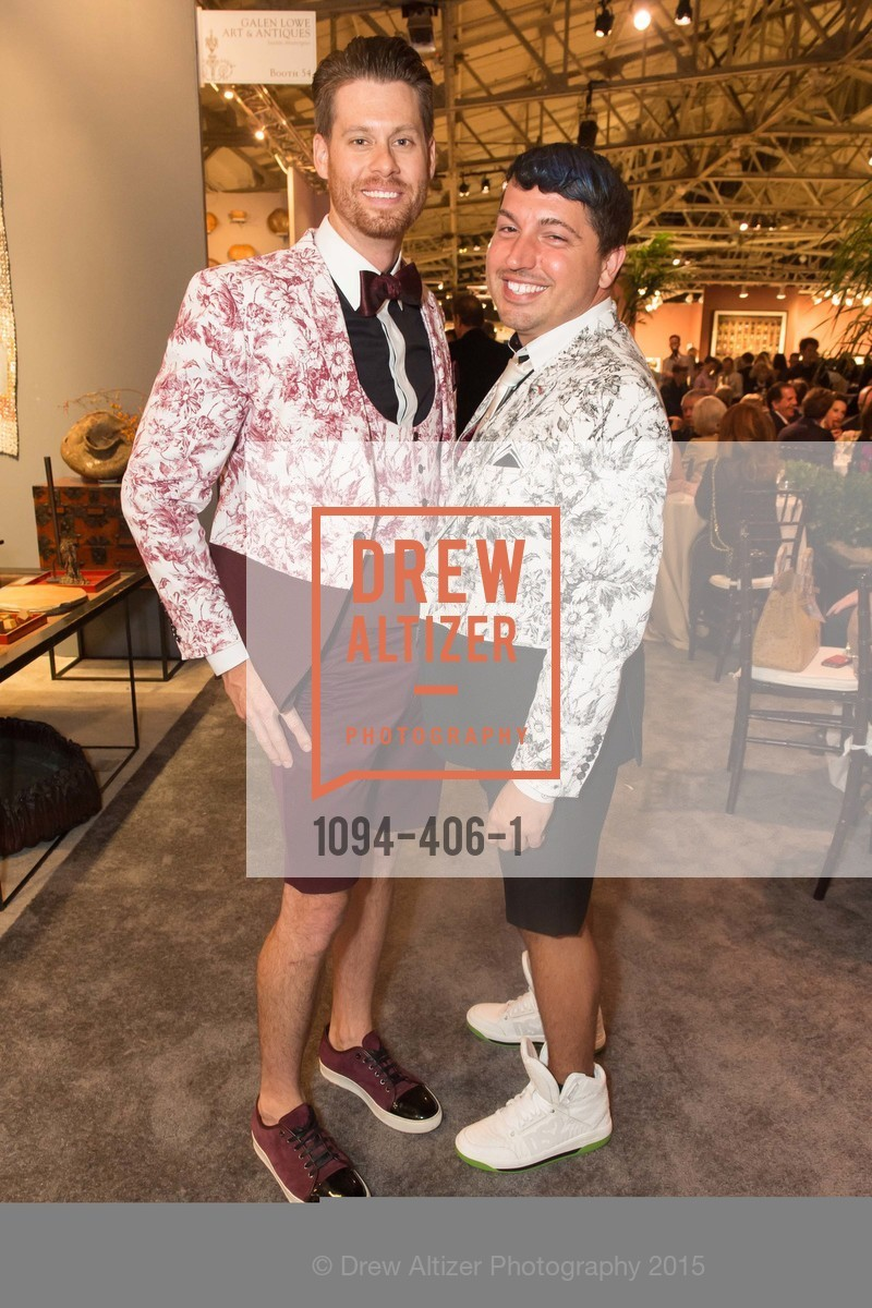 Nathan Johnson, Jake Wall, The San Francisco Fall Antiques Show, Festival Pavilion, Fort Mason, October 21st, 2015,Drew Altizer, Drew Altizer Photography, full-service agency, private events, San Francisco photographer, photographer california