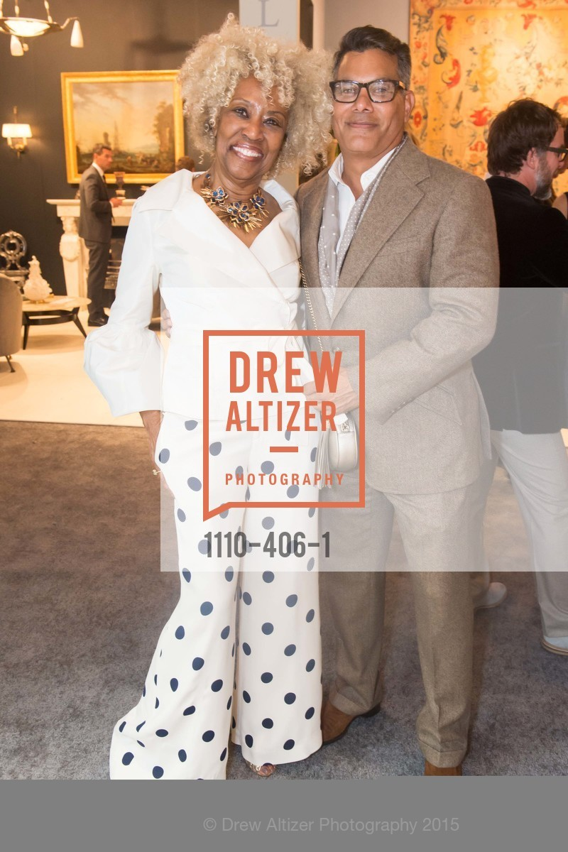 Elba McIntosh, Rich Hannif, The San Francisco Fall Antiques Show, Festival Pavilion, Fort Mason, October 21st, 2015,Drew Altizer, Drew Altizer Photography, full-service agency, private events, San Francisco photographer, photographer california