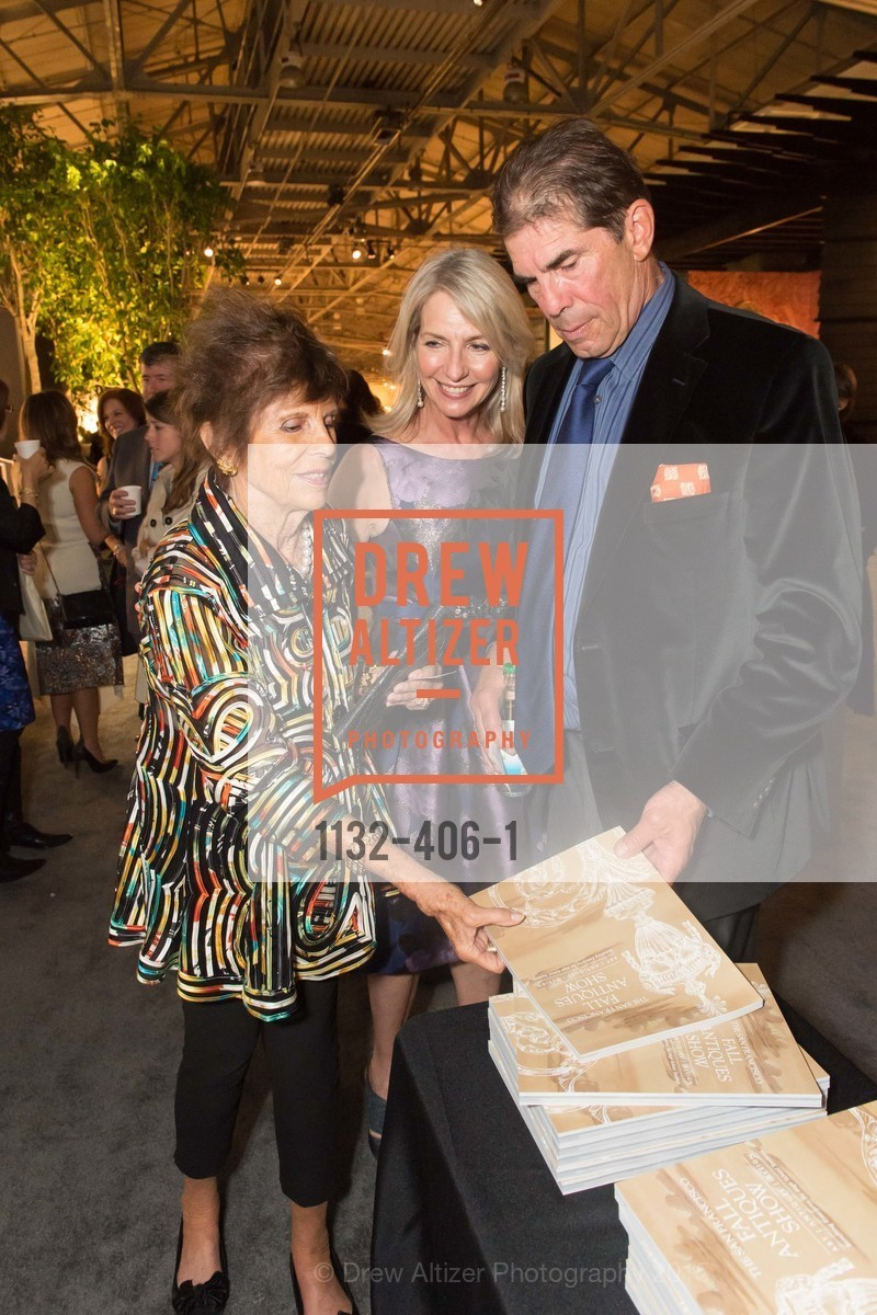 Kathy Geissler-Best, Rosemary Wagner, John Rosekrans, The San Francisco Fall Antiques Show, Festival Pavilion, Fort Mason, October 21st, 2015,Drew Altizer, Drew Altizer Photography, full-service agency, private events, San Francisco photographer, photographer california