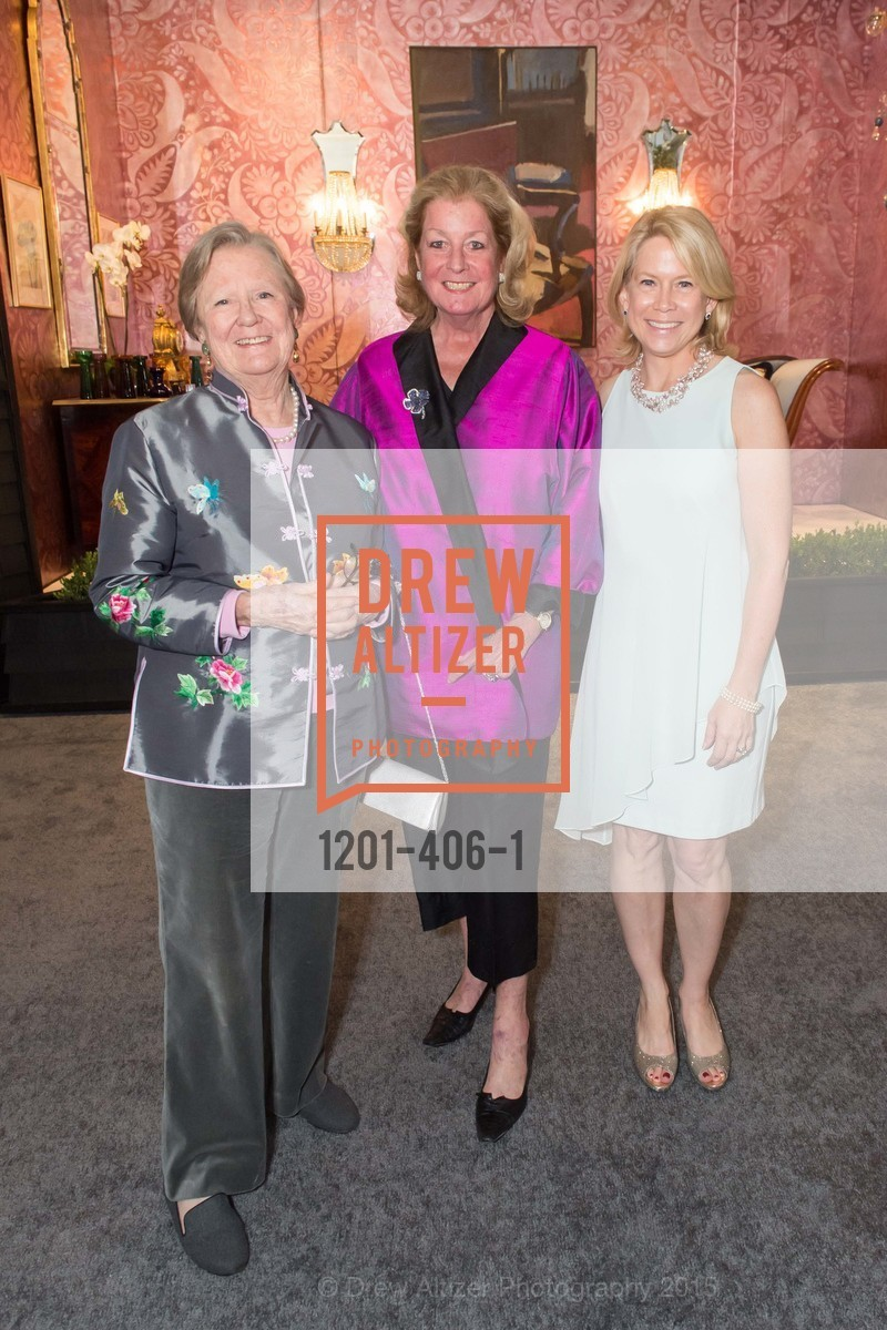 Tobi Rose, Laura King Pfaff, Ariane Trimuschat, The San Francisco Fall Antiques Show, Festival Pavilion, Fort Mason, October 21st, 2015,Drew Altizer, Drew Altizer Photography, full-service agency, private events, San Francisco photographer, photographer california