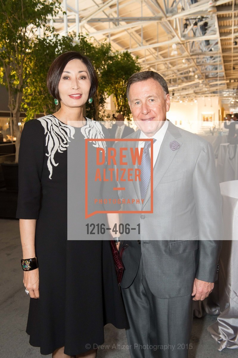 Yurie Pascarella, Carl Pascarella, The San Francisco Fall Antiques Show, Festival Pavilion, Fort Mason, October 21st, 2015,Drew Altizer, Drew Altizer Photography, full-service event agency, private events, San Francisco photographer, photographer California