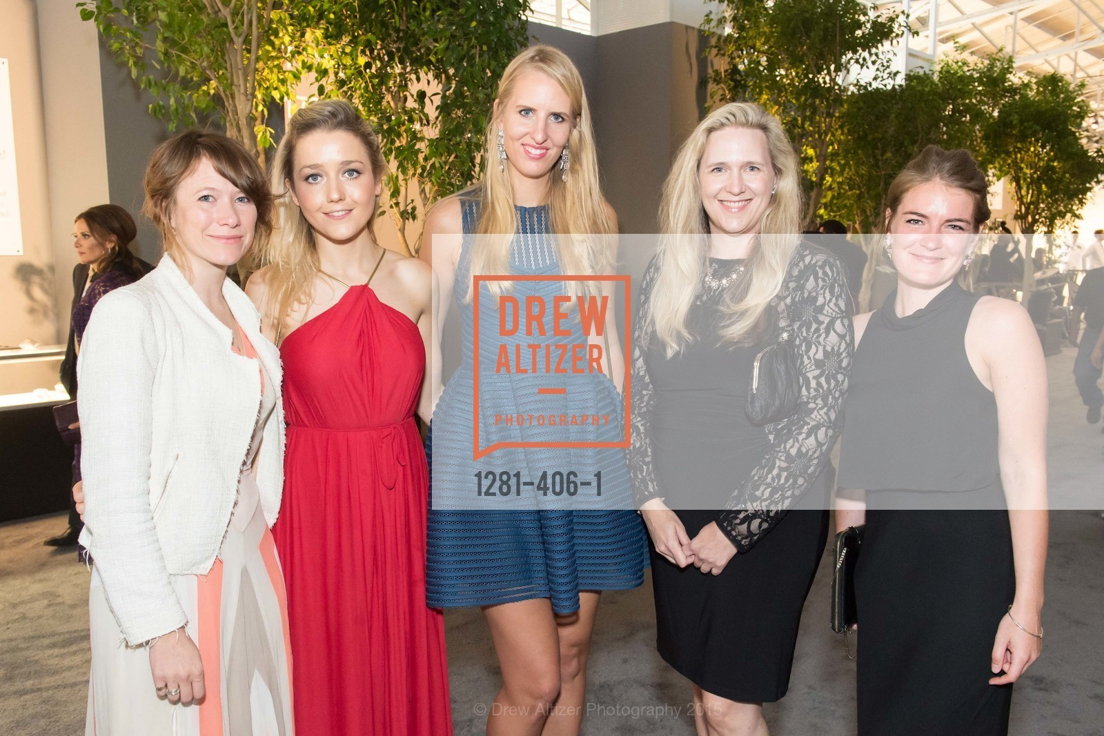 Gemma Kacee Gordon, Hannah Cecil-Gurney, Gwendolyn Rayner, Cara Lemire, Samantha Heard, The San Francisco Fall Antiques Show, Festival Pavilion, Fort Mason, October 21st, 2015,Drew Altizer, Drew Altizer Photography, full-service agency, private events, San Francisco photographer, photographer california