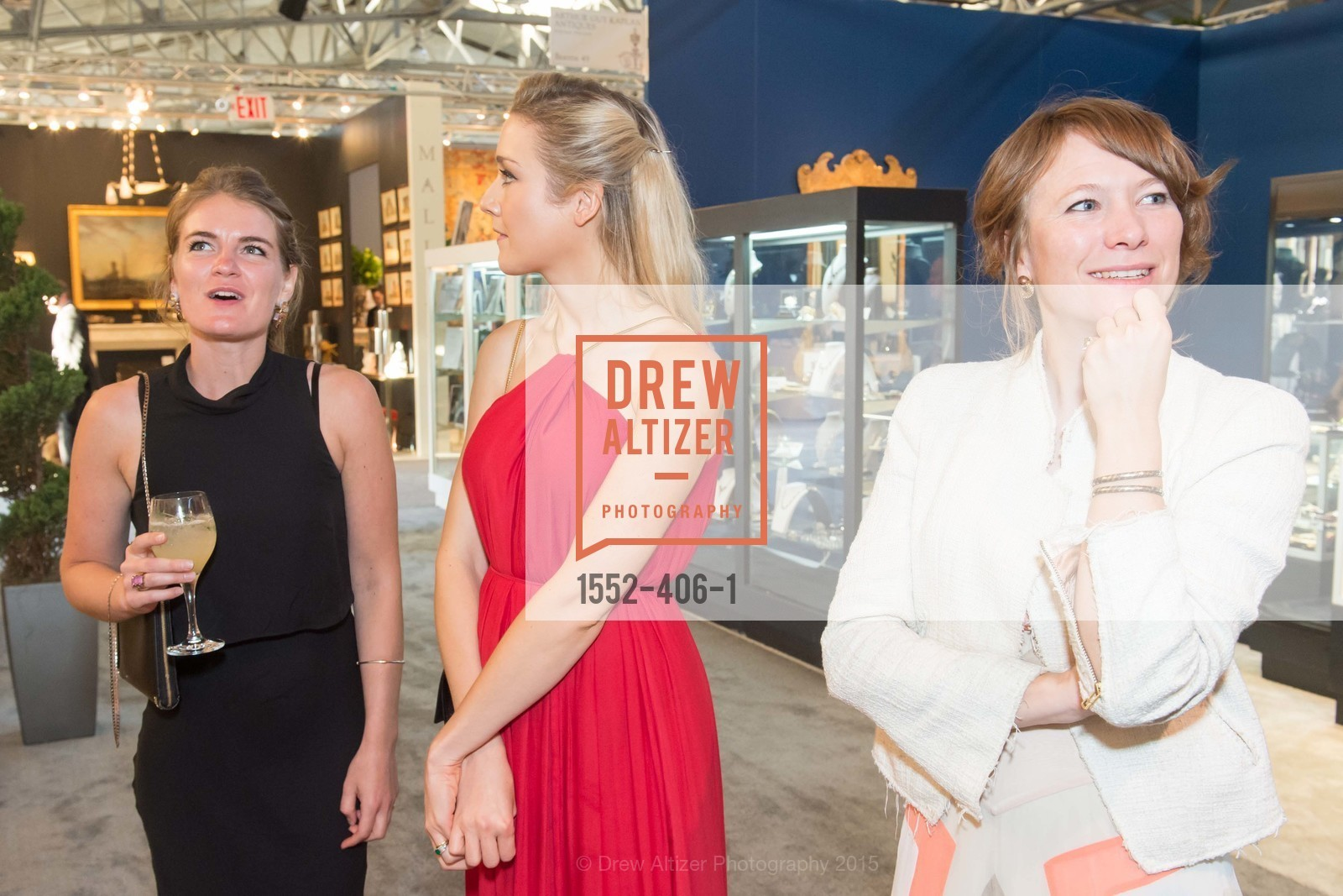 Samantha Heard, Hannah Cecil-Gurney, The San Francisco Fall Antiques Show, Festival Pavilion, Fort Mason, October 21st, 2015,Drew Altizer, Drew Altizer Photography, full-service agency, private events, San Francisco photographer, photographer california