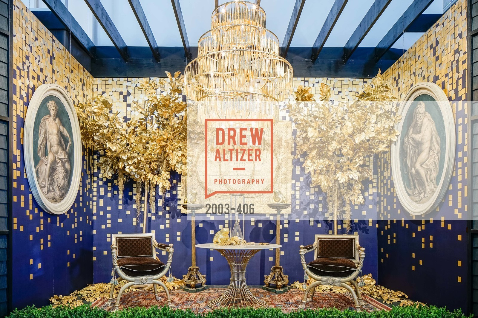 Atmosphere, The San Francisco Fall Antiques Show, Festival Pavilion, Fort Mason, October 21st, 2015,Drew Altizer, Drew Altizer Photography, full-service event agency, private events, San Francisco photographer, photographer California