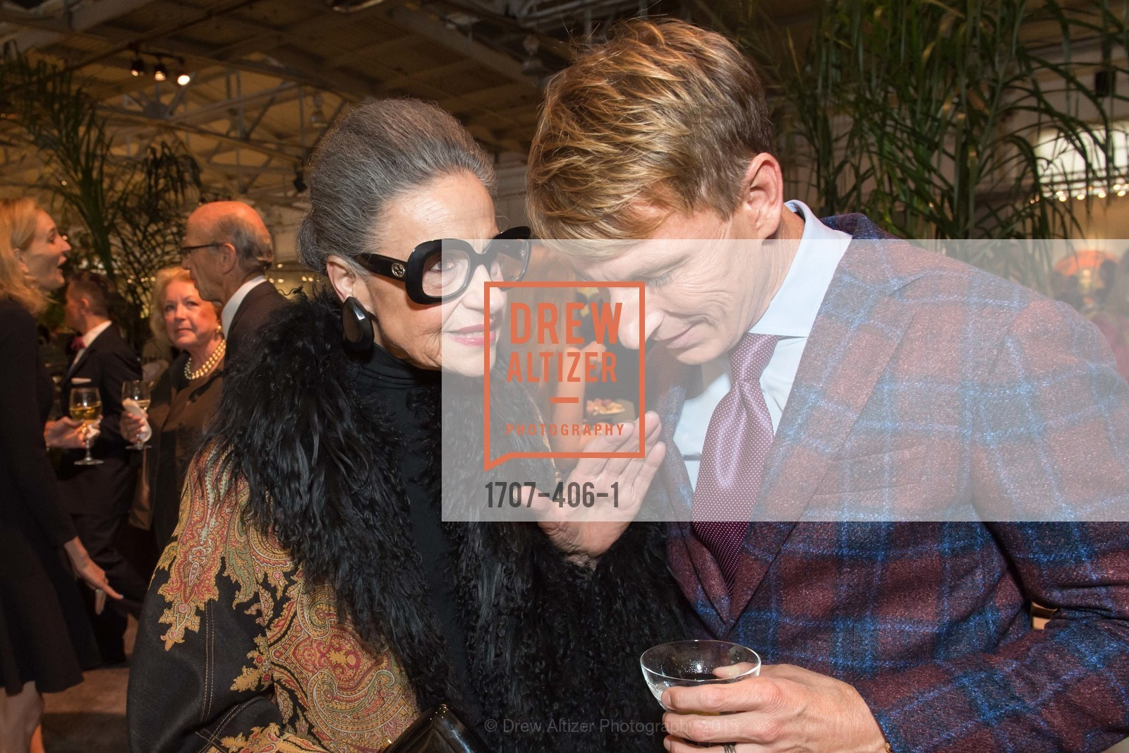 Joy Biachi, Jack Calhoun, The San Francisco Fall Antiques Show, Festival Pavilion, Fort Mason, October 21st, 2015,Drew Altizer, Drew Altizer Photography, full-service agency, private events, San Francisco photographer, photographer california
