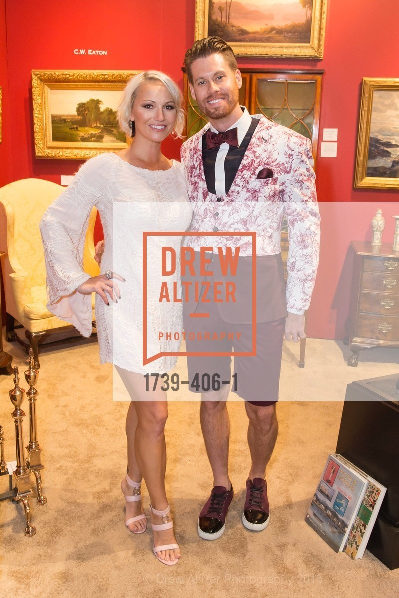 Bre Johnson, Nathan Johnson, The San Francisco Fall Antiques Show, Festival Pavilion, Fort Mason, October 21st, 2015,Drew Altizer, Drew Altizer Photography, full-service agency, private events, San Francisco photographer, photographer california