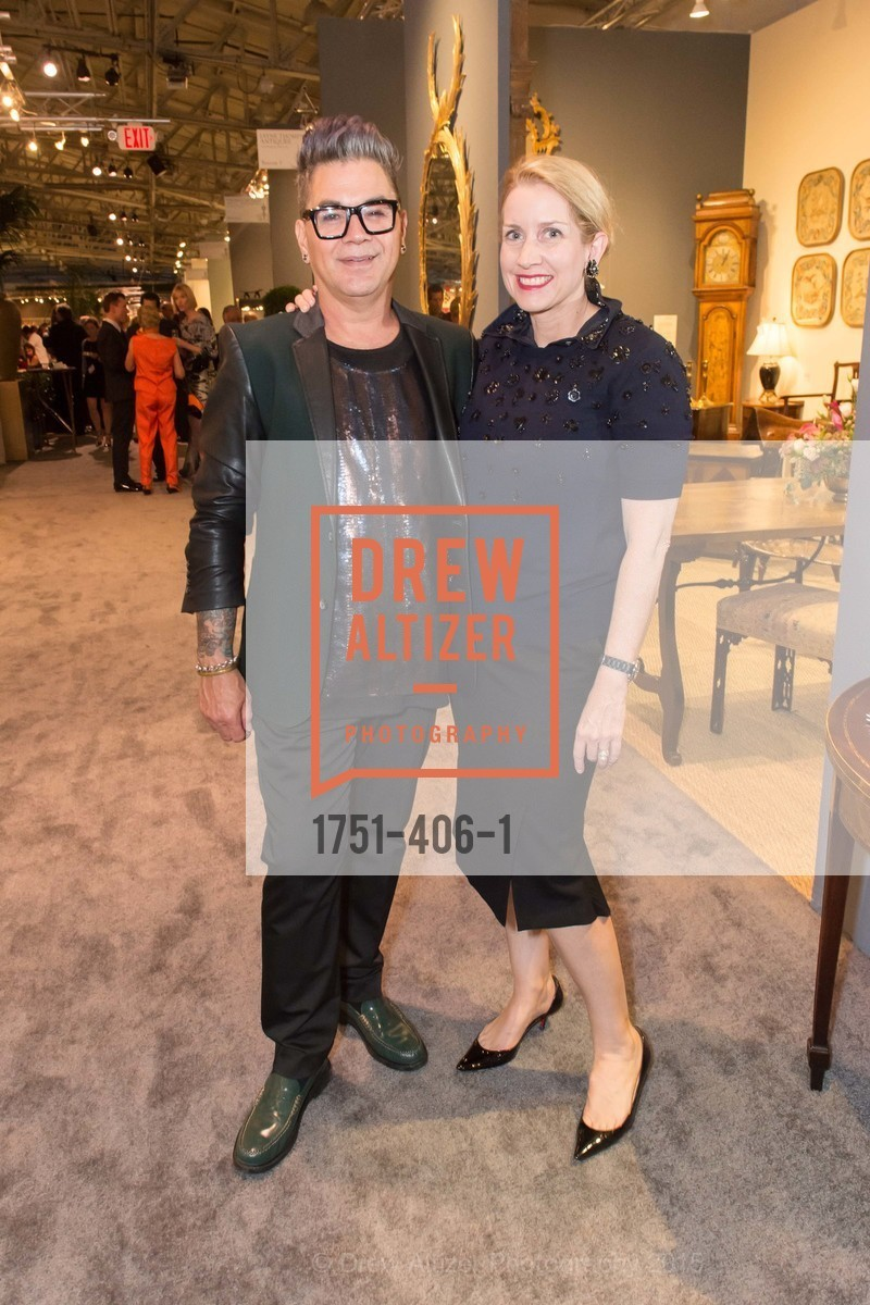 David Reposar, Jennifer Walske, The San Francisco Fall Antiques Show, Festival Pavilion, Fort Mason, October 21st, 2015,Drew Altizer, Drew Altizer Photography, full-service agency, private events, San Francisco photographer, photographer california