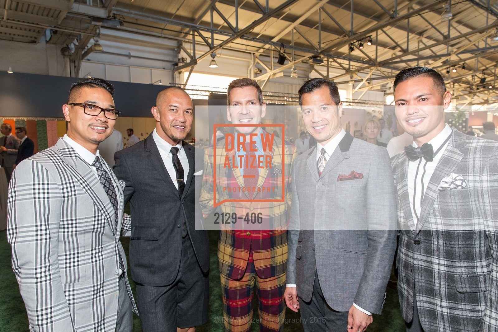 Randy Anzaldo, Troy Anicete, Eric Petsinger, Kevin Yee, Jason Legaspi, The San Francisco Fall Antiques Show, Festival Pavilion, Fort Mason, October 21st, 2015,Drew Altizer, Drew Altizer Photography, full-service agency, private events, San Francisco photographer, photographer california