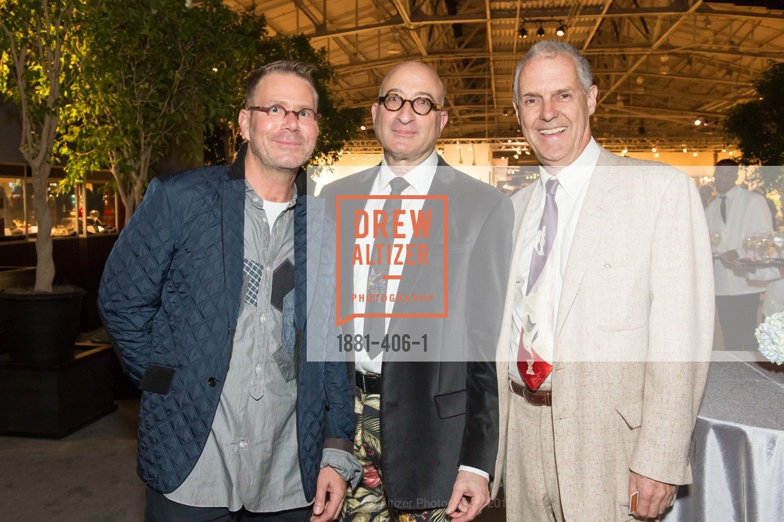 Kevin Grawey, Alan Deal, Jefferson  Mack, The San Francisco Fall Antiques Show, Festival Pavilion, Fort Mason, October 21st, 2015,Drew Altizer, Drew Altizer Photography, full-service agency, private events, San Francisco photographer, photographer california