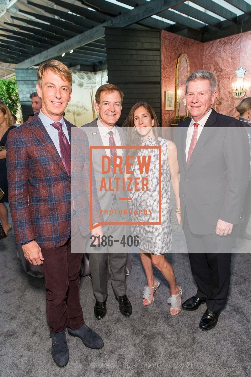 Jeff Calhoun, Trent Norris, Lisa Podos, Richard Benefield, The San Francisco Fall Antiques Show, Festival Pavilion, Fort Mason, October 21st, 2015,Drew Altizer, Drew Altizer Photography, full-service agency, private events, San Francisco photographer, photographer california
