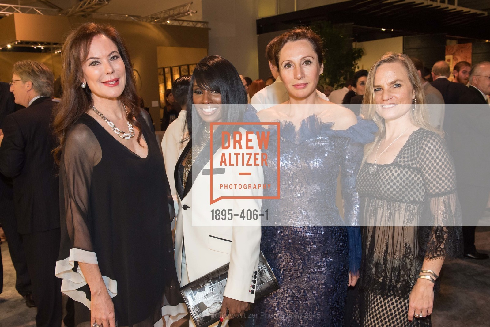 Margaret Mitchell, Pernella Sommerville, Clara Shayevich, Lisette Perelle, The San Francisco Fall Antiques Show, Festival Pavilion, Fort Mason, October 21st, 2015