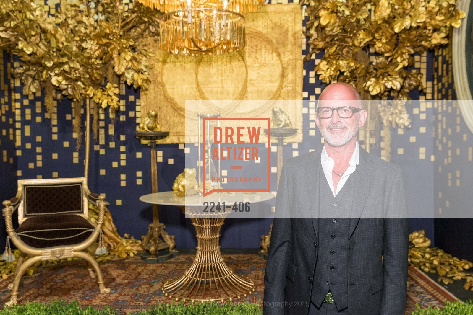 Andrew Fisher, The San Francisco Fall Antiques Show, Festival Pavilion, Fort Mason, October 21st, 2015,Drew Altizer, Drew Altizer Photography, full-service agency, private events, San Francisco photographer, photographer california