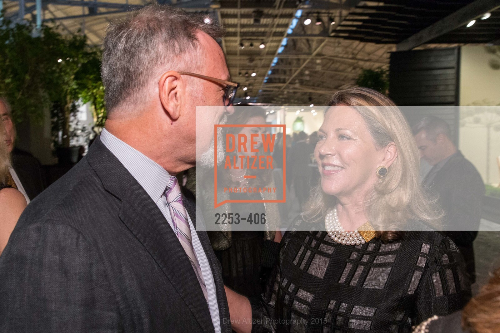 Nion McEvoy, Suzanne Tucker, The San Francisco Fall Antiques Show, Festival Pavilion, Fort Mason, October 21st, 2015,Drew Altizer, Drew Altizer Photography, full-service event agency, private events, San Francisco photographer, photographer California