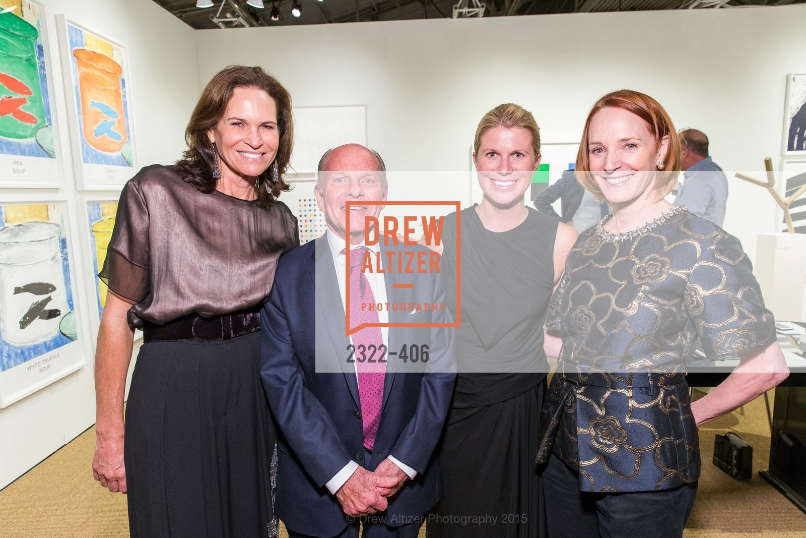 Randi Fisher, John Berggruen, Sarah Wendell, Julie Newhall, Photo #2322-406