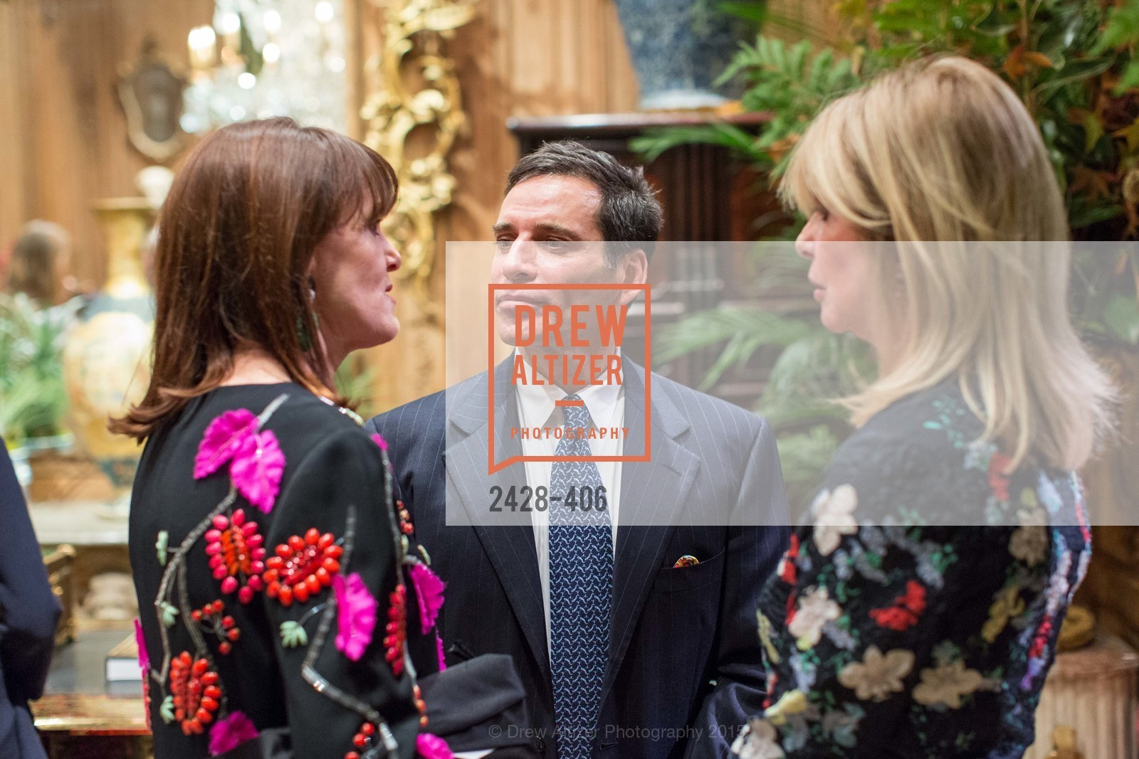 Susan Niven, Seth Matarasso, Allison Speer, The San Francisco Fall Antiques Show, Festival Pavilion, Fort Mason, October 21st, 2015,Drew Altizer, Drew Altizer Photography, full-service agency, private events, San Francisco photographer, photographer california