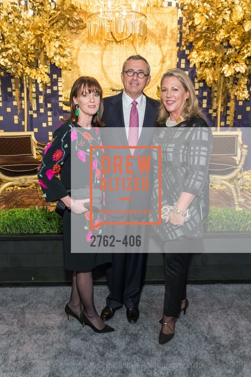 Allison Speer, Paul Wiseman, Suzanne Tucker, The San Francisco Fall Antiques Show, Festival Pavilion, Fort Mason, October 21st, 2015,Drew Altizer, Drew Altizer Photography, full-service agency, private events, San Francisco photographer, photographer california