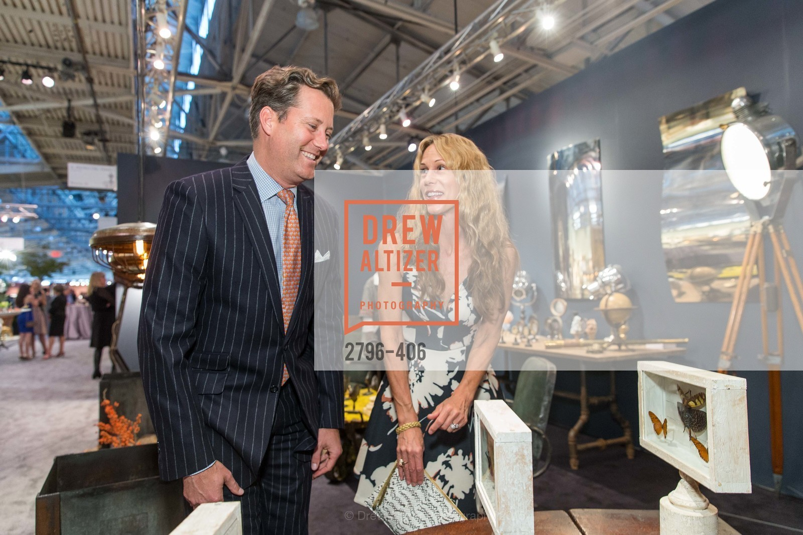Patric Barber, Melissa Barber, The San Francisco Fall Antiques Show, Festival Pavilion, Fort Mason, October 21st, 2015,Drew Altizer, Drew Altizer Photography, full-service agency, private events, San Francisco photographer, photographer california