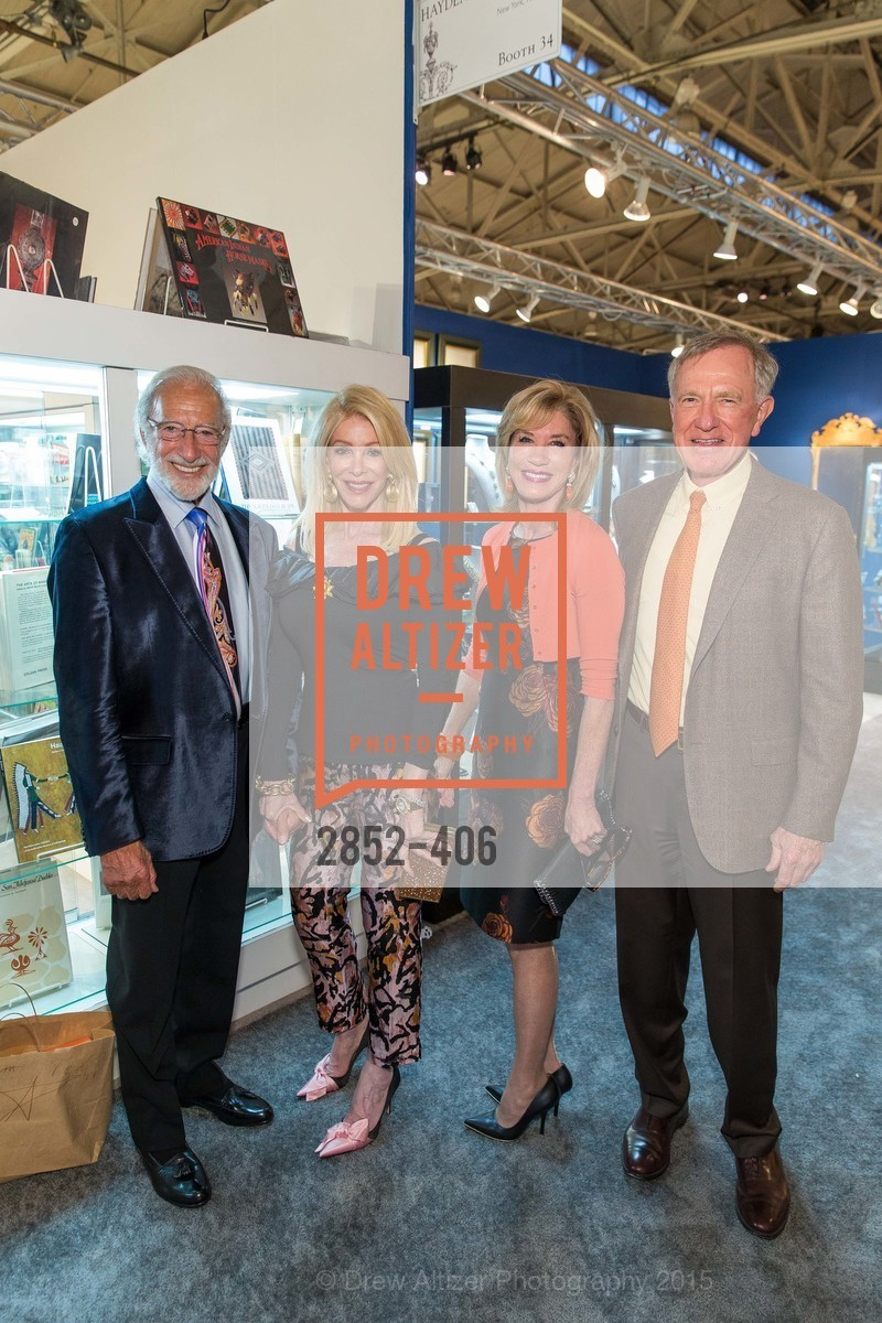 Ted Deikel, Pamela Deikel, Mary Poland, Bill Poland, The San Francisco Fall Antiques Show, Festival Pavilion, Fort Mason, October 21st, 2015,Drew Altizer, Drew Altizer Photography, full-service agency, private events, San Francisco photographer, photographer california