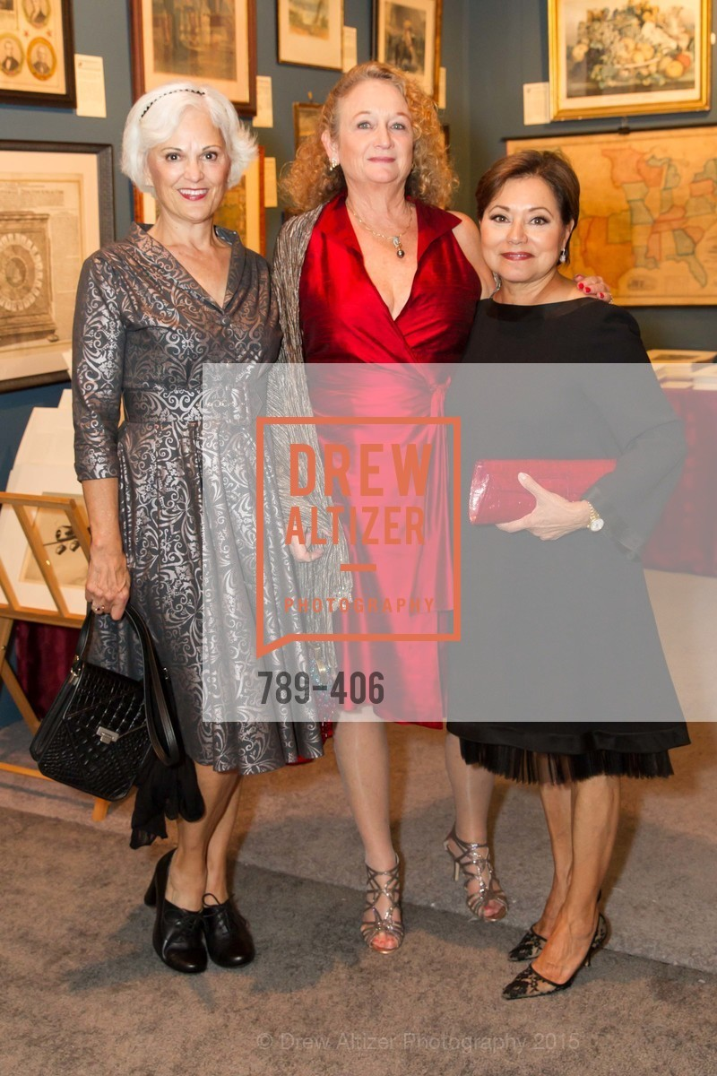 Rose Gaubert, Kathy Hartley, Vicky Morel, The San Francisco Fall Antiques Show, Festival Pavilion, Fort Mason, October 21st, 2015,Drew Altizer, Drew Altizer Photography, full-service agency, private events, San Francisco photographer, photographer california