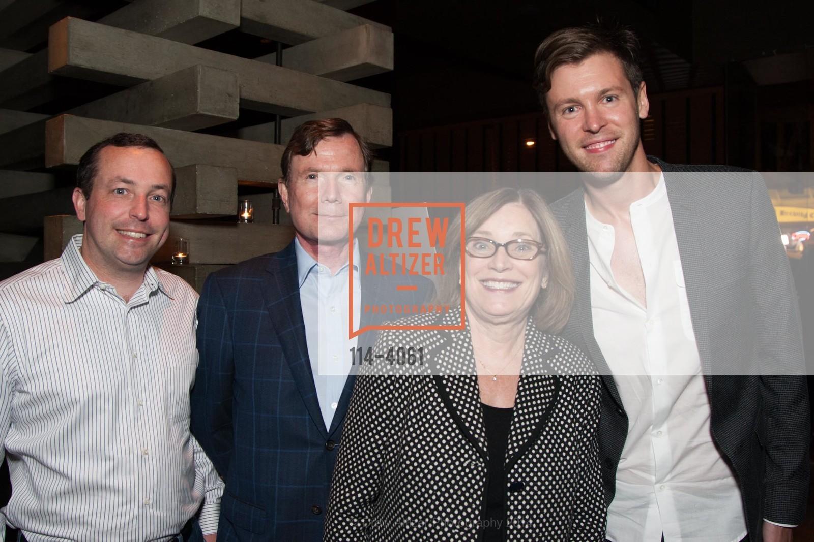 Will Bartlett, Robert Hinckley, Tina Hinckley, Drew Frist, Photo #114-4061