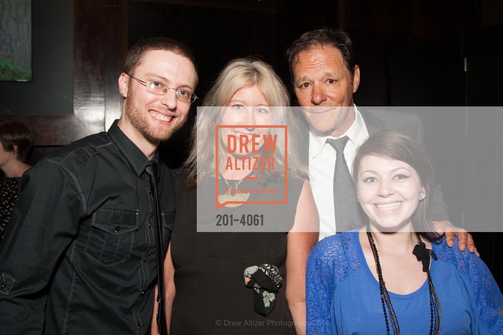 Zac Cox, Alexa Scott, Chris Mulkey, Sarah Duncan, Photo #201-4061