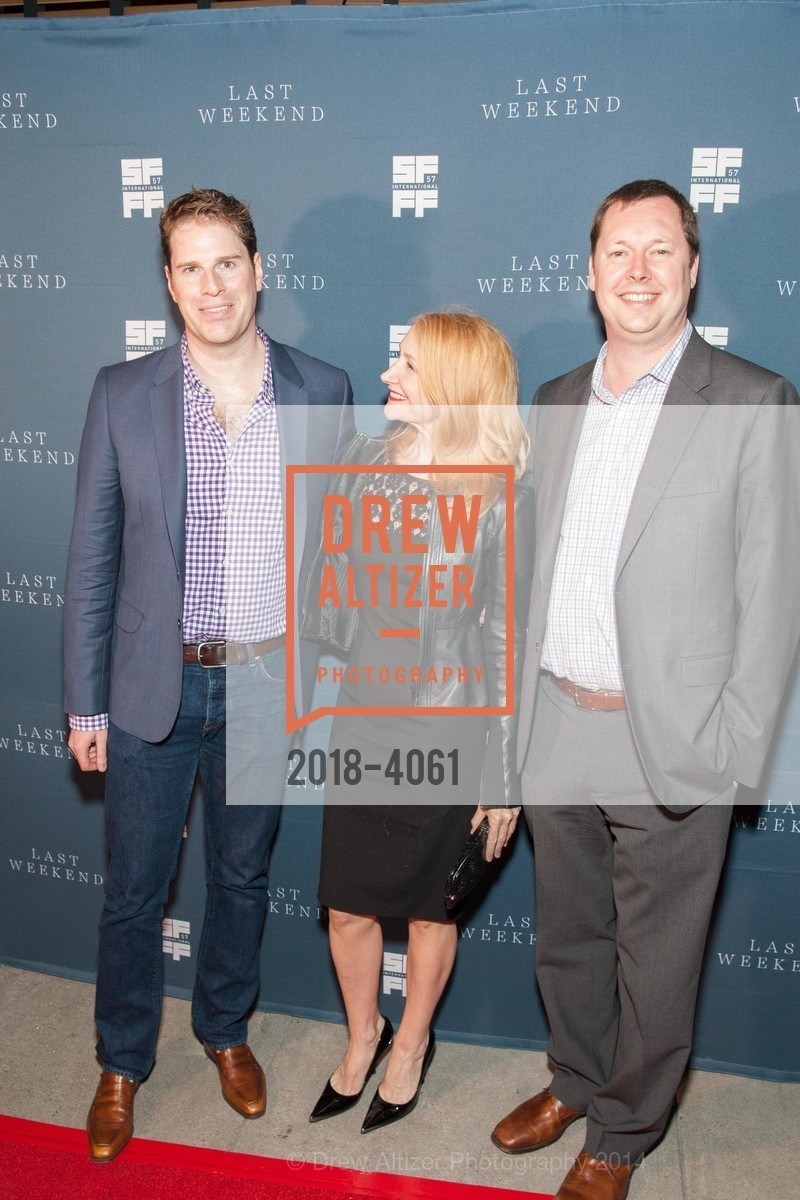 Tom Dolby, Patricia Clarkson, Tom Williams, Photo #2018-4061