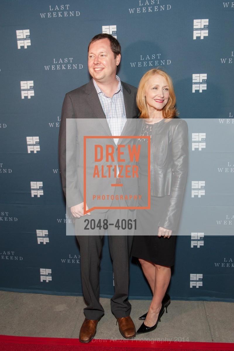 Tom Williams, Patricia Clarkson, Photo #2048-4061