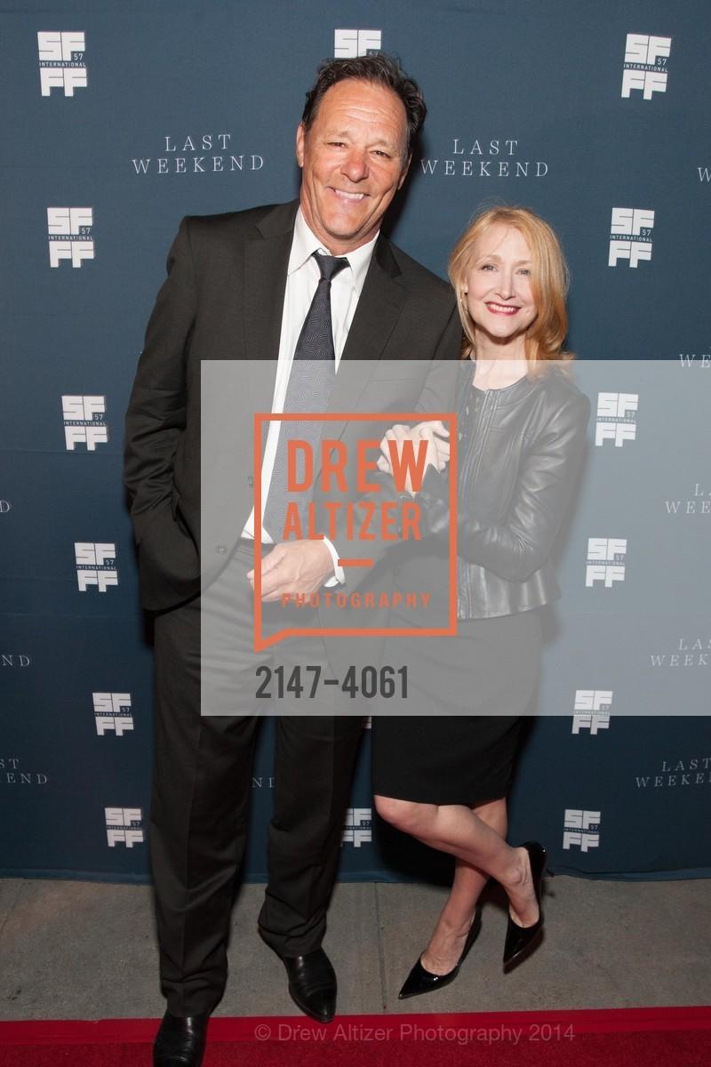 Chris Mulkey, Patricia Clarkson, Photo #2147-4061