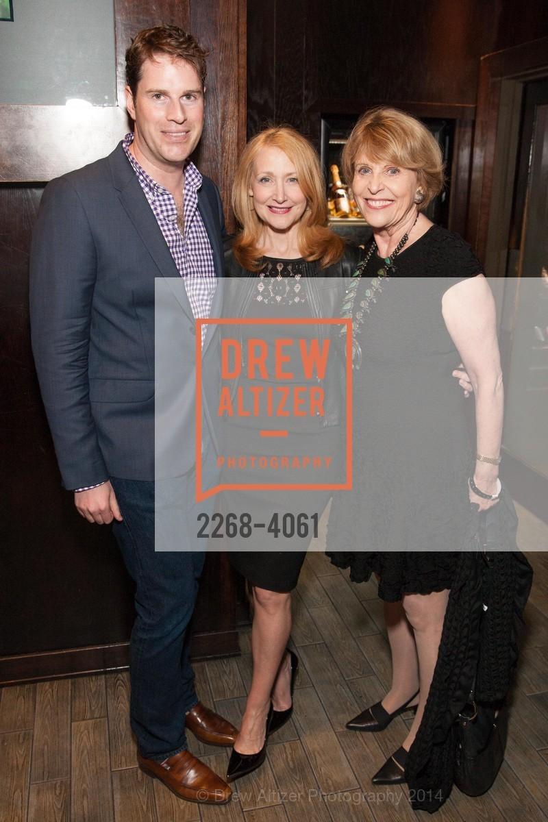 Tom Dolby, Patricia Clarkson, Dagmar Dolby, Photo #2268-4061