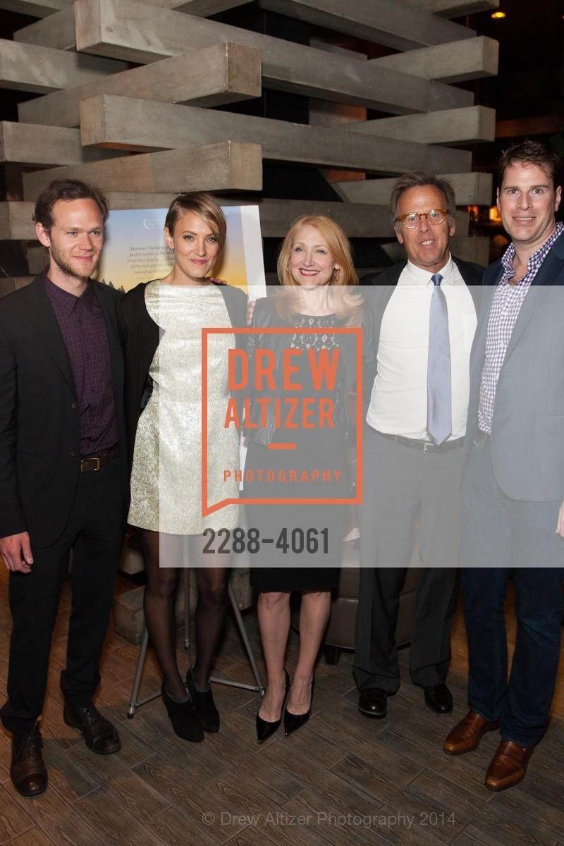 Joseph Cross, Alexia Rasmussen, Patricia Clarkson, Mark Johnson, Tom Dolby, Photo #2288-4061
