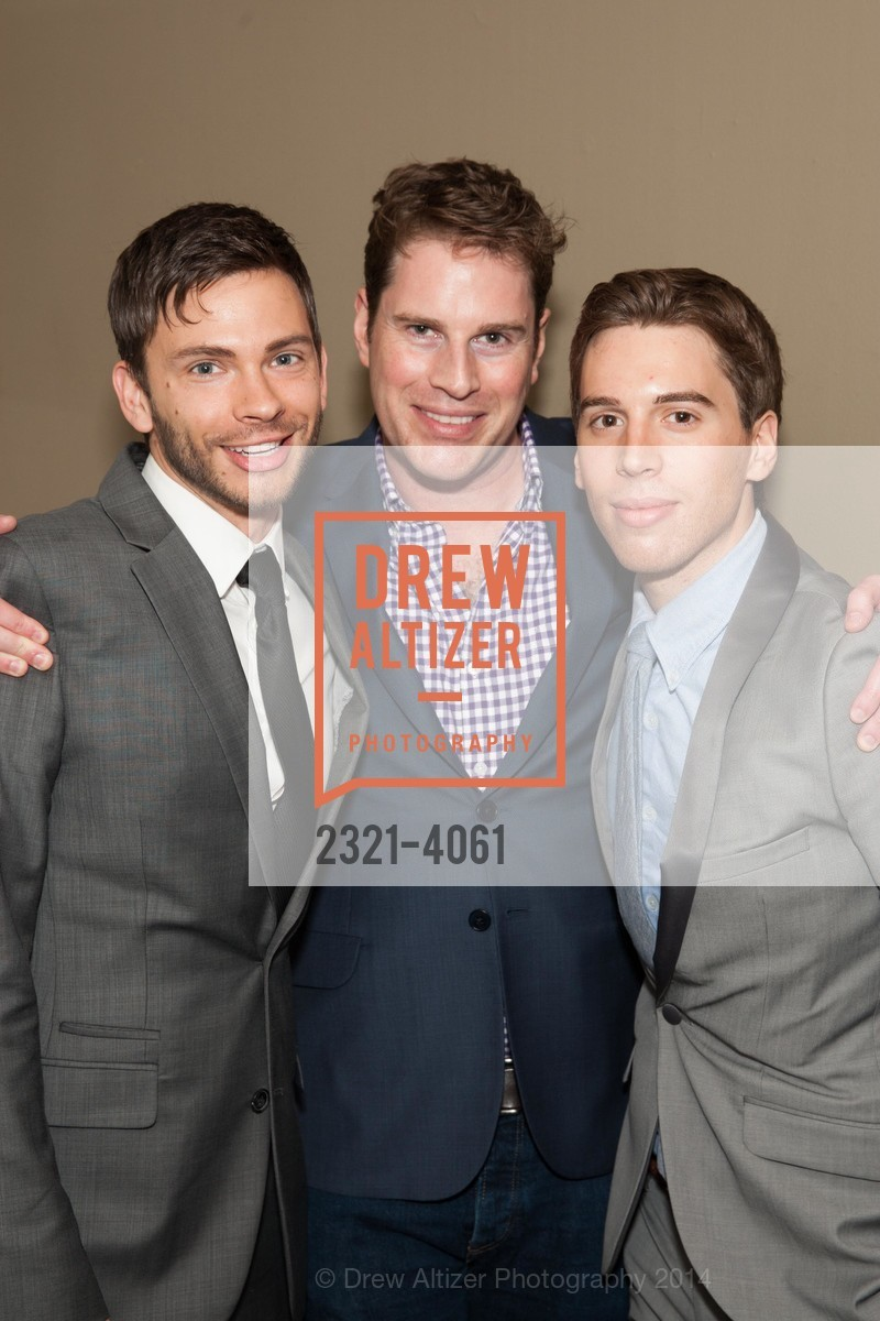Devon Graye, Tom Dolby, Jordan Gavaris, Photo #2321-4061