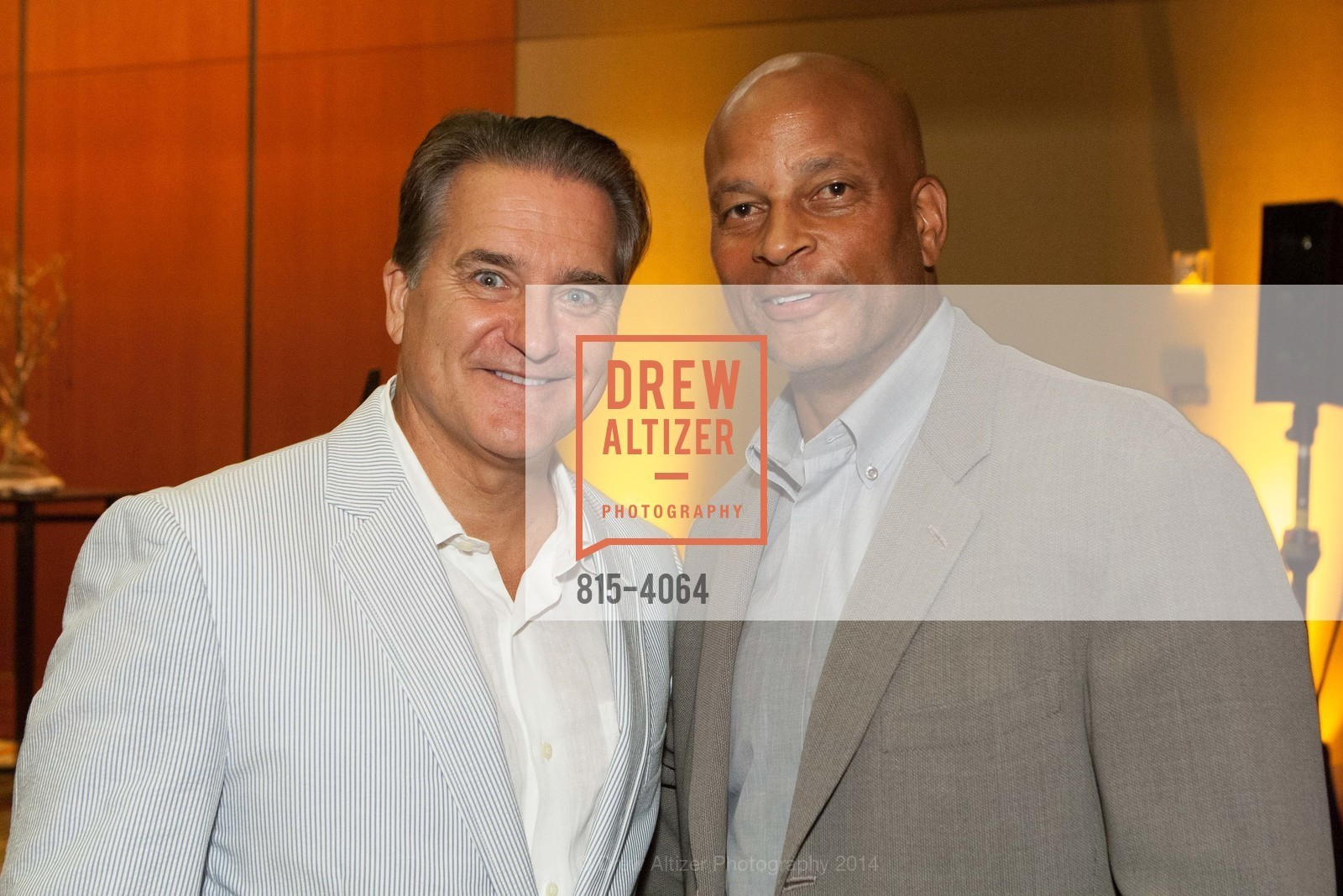 Steve Mariucci, Ronnie Lott, Photo #815-4064