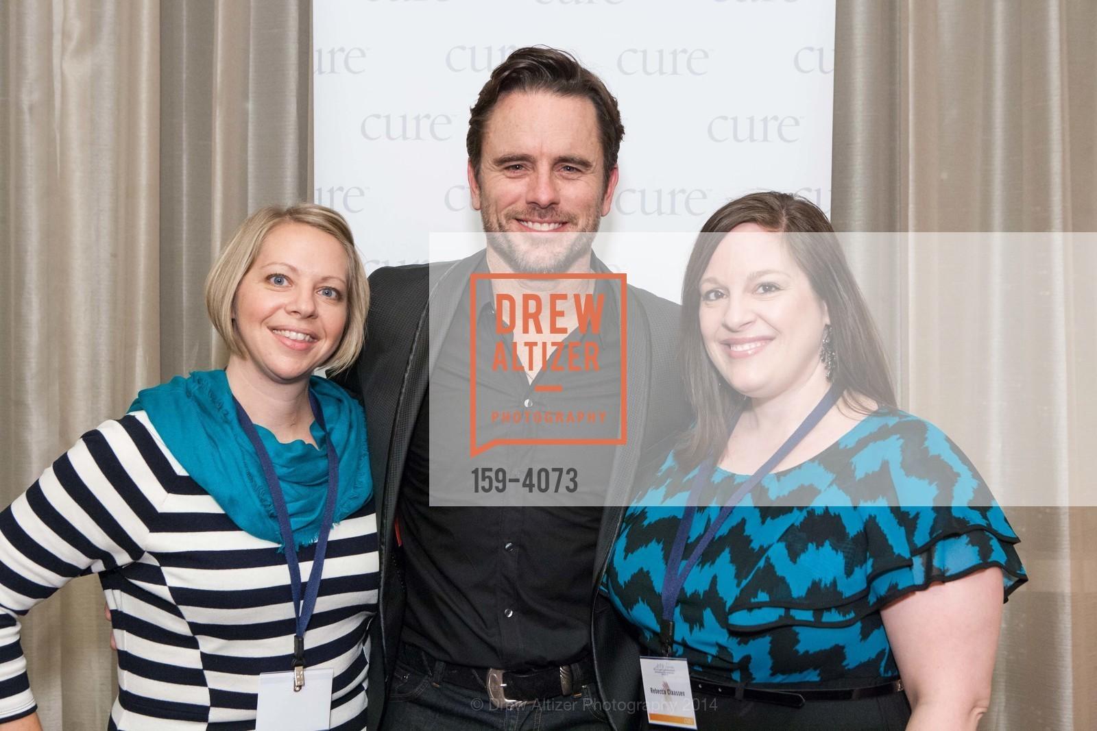 Carin Krusemark, Charles Esten, Rebecca Claassen, Photo #159-4073